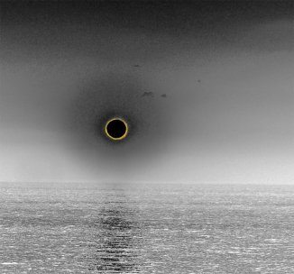 an eclipse,